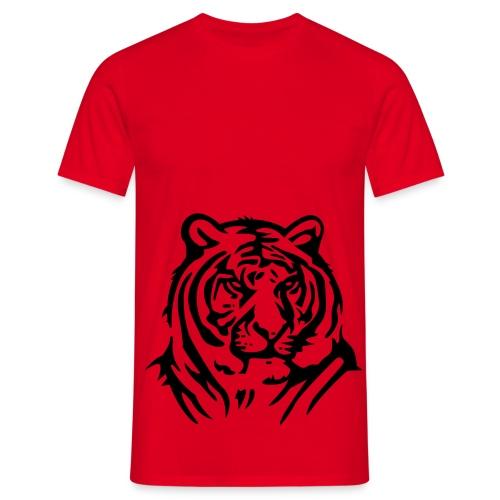 Tiger T-Shirt! - T-shirt herr