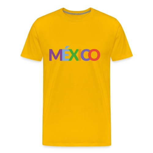 MÉXICO T-Shirts - Männer Premium T-Shirt