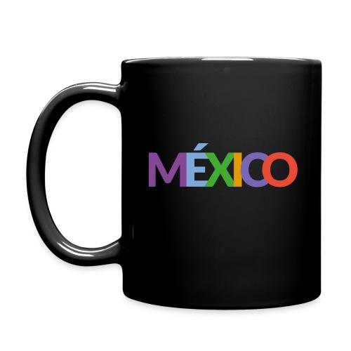 MÉXICO - Tasse einfarbig
