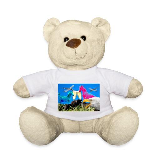 XMAS Edition 2K17 Motiv 1 - Teddy / kleine Beerchem - Teddy