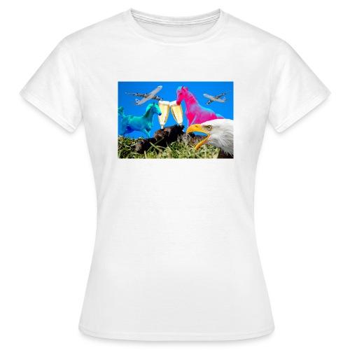 XMAS Edition 2K17 Motiv 1 - Women / Girlie - Frauen T-Shirt