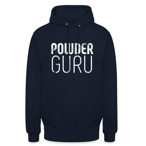 Powder Guru - Unisex Hoodie
