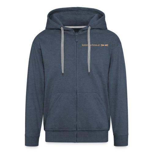 HansNMoses Kapuzenpulli - Männer Premium Kapuzenjacke