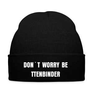 Don't worry BE TTENBINDER - Mütze - Wintermütze