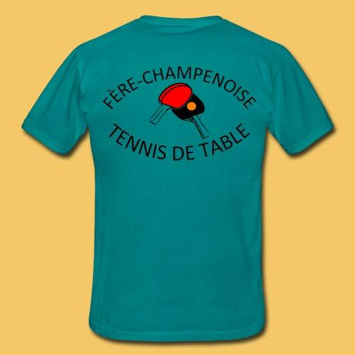 T-shirt coton - T-shirt Homme