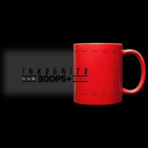 Inkognito 300+PS Club - Panoramatasse farbig