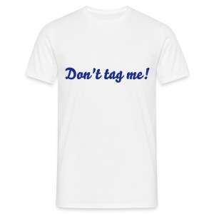 Don't tag - T-shirt Homme