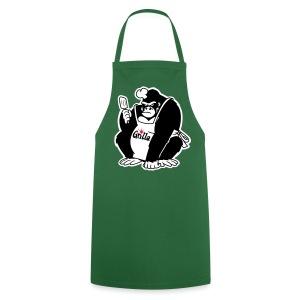 Grilla Männerschürze Grün - Kochschürze