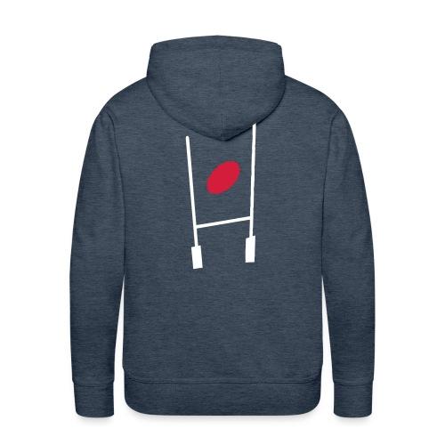 Sport - Sweat-shirt à capuche Premium pour hommes