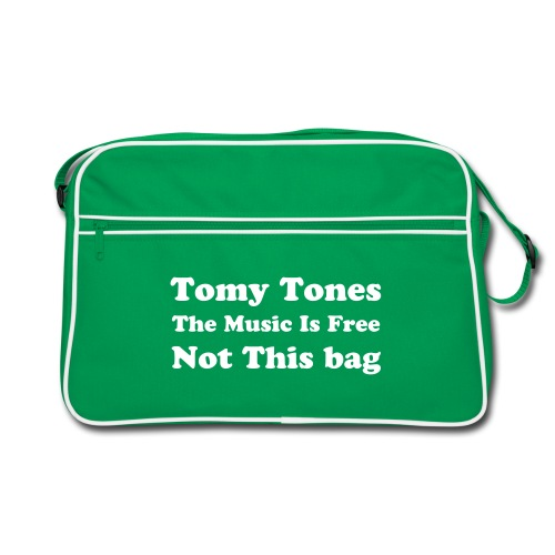 Tomy Tones Bag Brown - Retro Bag