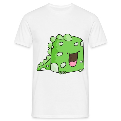 Green Monster  - Herre-T-shirt