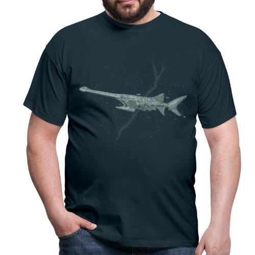 Sven Palmowski Lost In Space - Männer T-Shirt