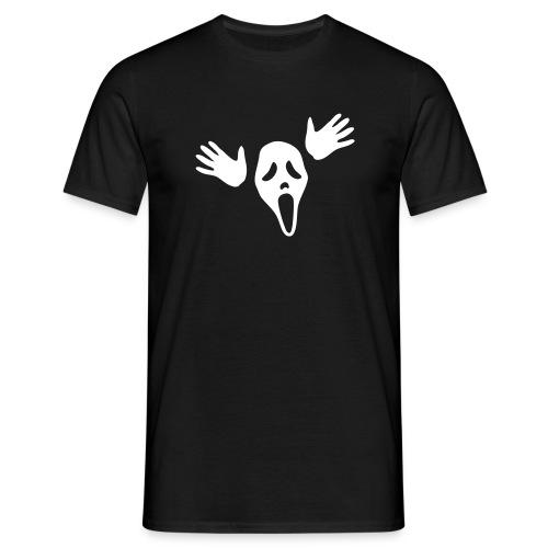 Scream - T-shirt herr