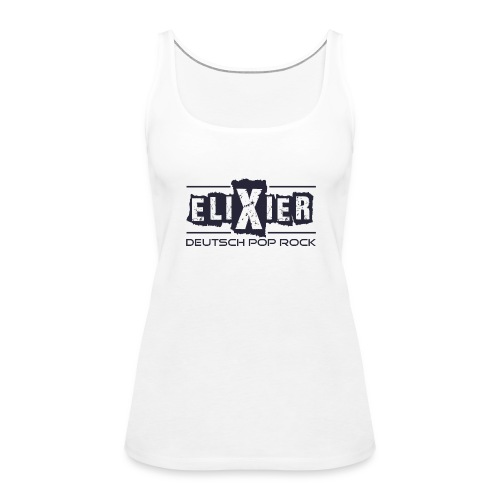 Elixier - Damen Fanshirt Tanktop - Frauen Premium Tank Top