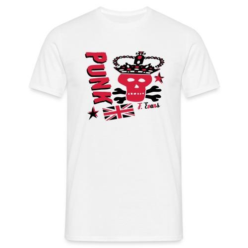 Punk! - T-shirt herr