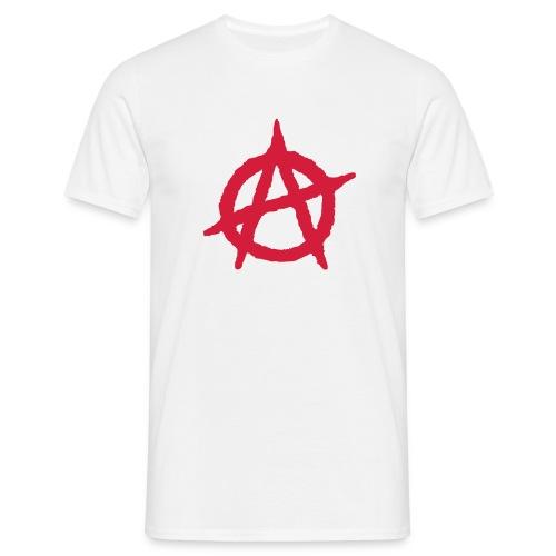 Anarki - T-shirt herr