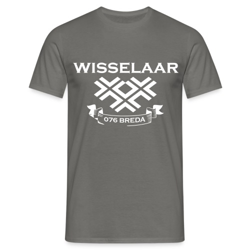 Heren Regular shirt  wisselaar  - Mannen T-shirt