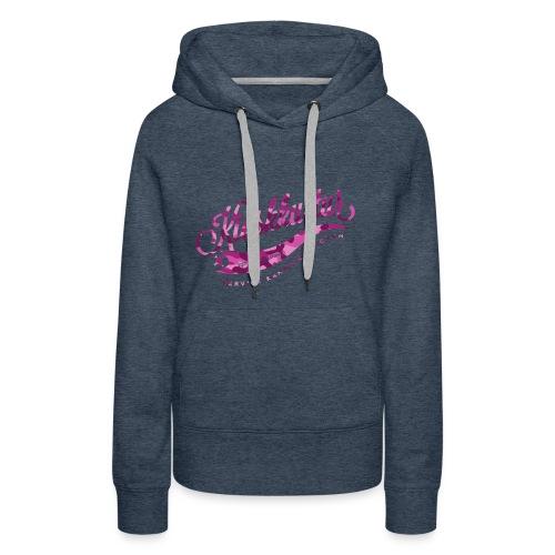 Kioskkultur Pink Lady - Frauen Premium Hoodie