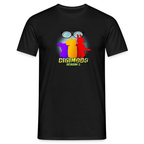 Digimobs Season 2 Mens Shirt - Men's T-Shirt
