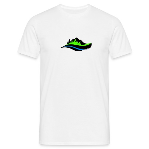 Modern T-shirt Herr - T-shirt herr