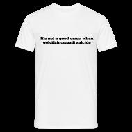 T-Shirts ~ Men's T-Shirt ~ Mr Blint