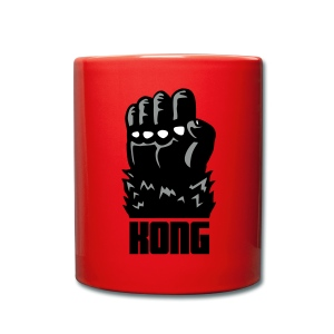 KONG - Full Colour Mug