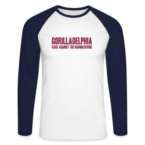 GD Longsleeve I - Männer Baseballshirt langarm