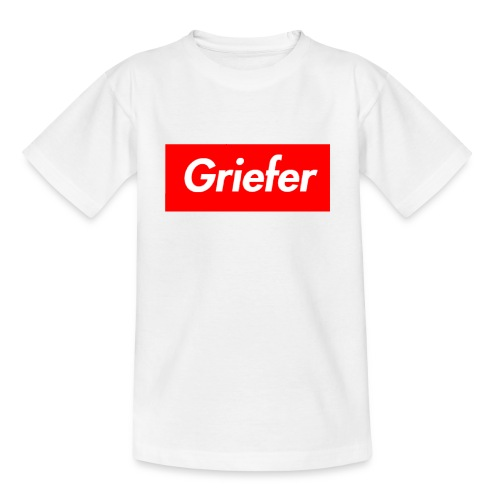 Griefer-Shirt I Teenager - Teenager T-Shirt