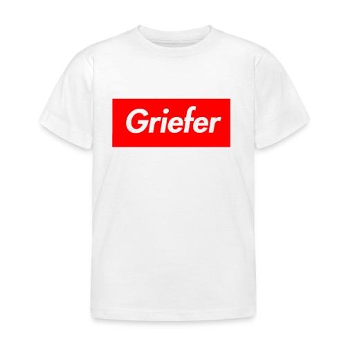 Griefer-Shirt I Kinder - Kinder T-Shirt