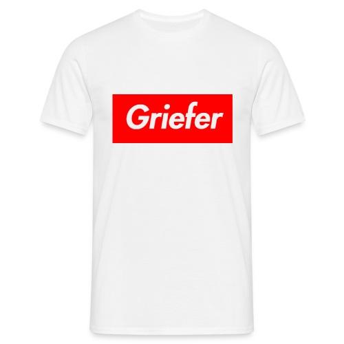 Griefer-Shirt I Männer - Männer T-Shirt