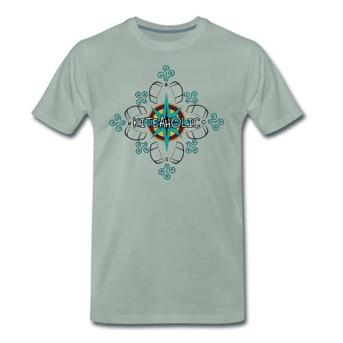 Windrose T-Shirt Burschn - Männer Premium T-Shirt