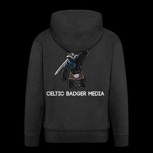 CBM Zip Hoodie - Men's Premium Hooded Jacket
