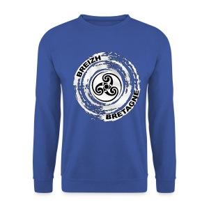 Breizh Bretagne Triskel - Sweat-shirt Homme