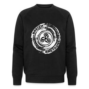 Breizh Bretagne Triskel - Sweat-shirt bio Stanley & Stella Homme