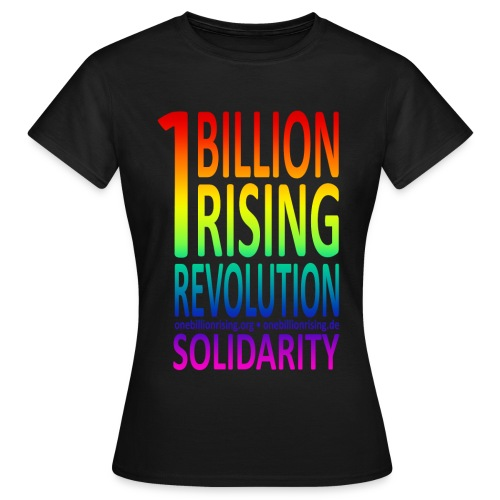 OBR Rainbow 2 - Frauen T-Shirt