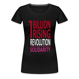 OBR Solidarity 1 - Frauen Premium T-Shirt