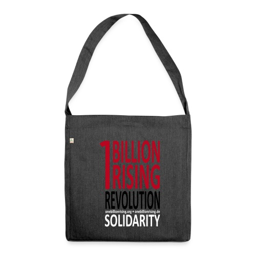 OBR Solidarity 5 - Schultertasche aus Recycling-Material