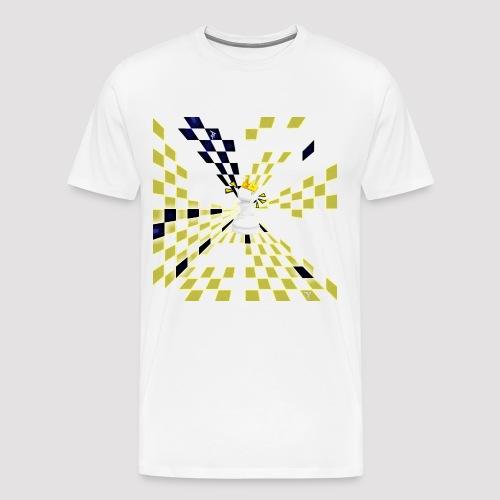 IllusionKing - Ak - T-shirt Premium Homme