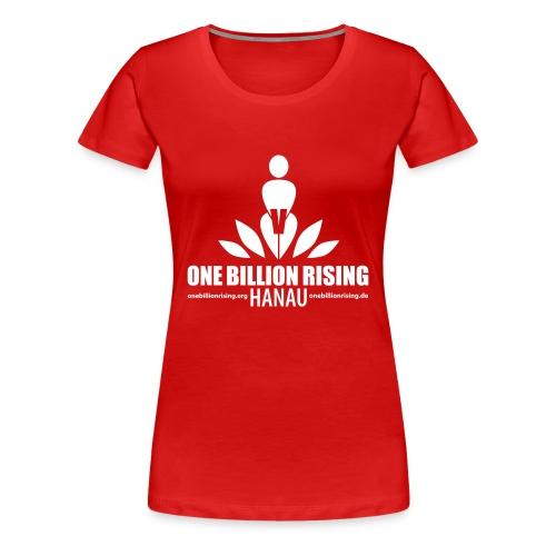 Hanau 1-fbg A - Frauen Premium T-Shirt