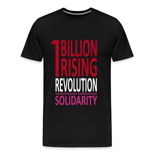 OBR Solidarity 6 - Männer Premium T-Shirt
