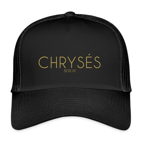 CHRYSÉS Baseballcap - Trucker Cap