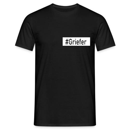 LIMITED Contrast #Griefer Tag Shirt I Männer - Männer T-Shirt