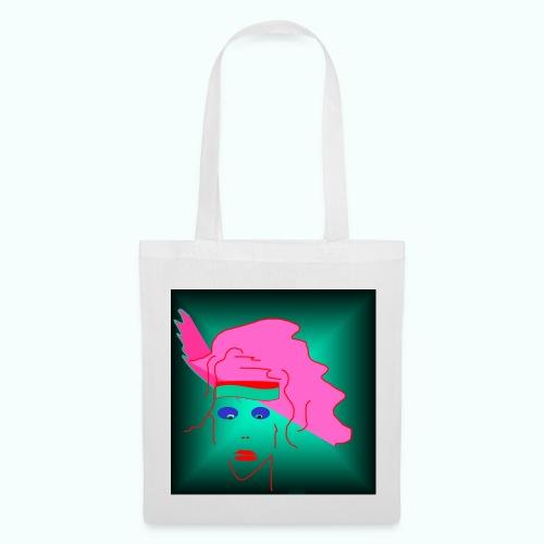 girl's shopping - Tote Bag