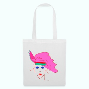 girl's shopping - Tote Bag