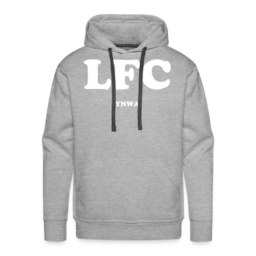Men's Premium Hoodie - ALL profits made from the sale of this product will go to the Hillsborough Campaign Fund, from the Dubai Reds