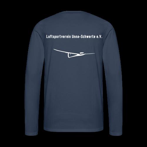 Luftsportverein Unna-Schwerte e.V. - Männer Premium Langarmshirt