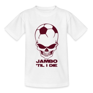 Jambo 'Til I Die - Teenage T-shirt