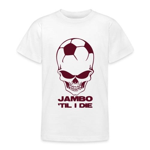 Jambo 'Til I Die - Teenage T-shirt