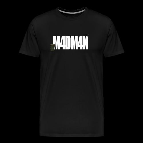 M4DM4N - Shirt Barrel - Männer Premium T-Shirt