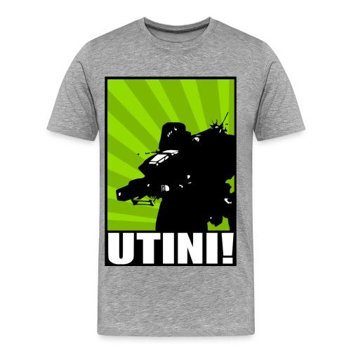 Utini - Männer Premium T-Shirt